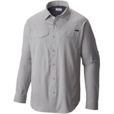 コロンビア メンズ シャツ トップス Silver Ridge Lite Long-Sleeve Shirt Columbia Grey