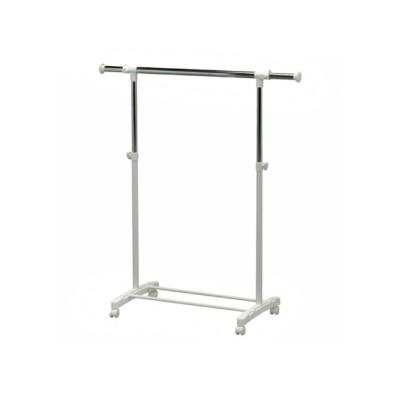 縦にも横にも伸縮するパイプハンガー ハンガーラック・ワードローブ, Clothes racks(ニッセン、nissen)
