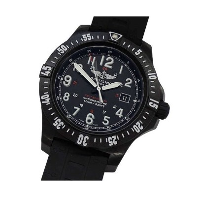 ブライトリング BREITLING 時計 X74320 コルト スカイレーサー クオーツ デイト ラバー メンズ