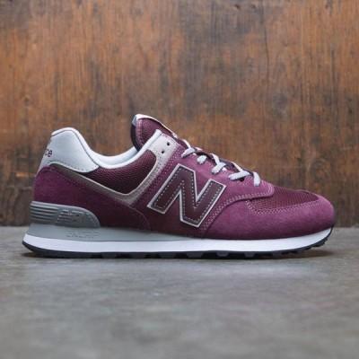 ニューバランス New Balance メンズ スニーカー シューズ・靴 574 ML574EGB burgundy