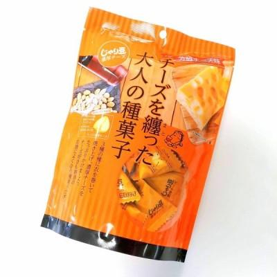 じゃり豆濃厚チーズ 植物種焙煎スナック種菓子
