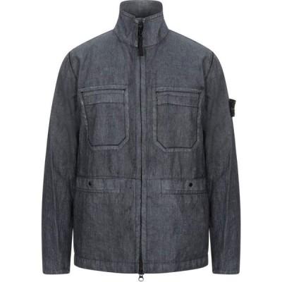 ストーンアイランド STONE ISLAND メンズ ジャケット アウター jacket Lead