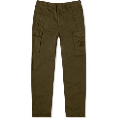 ストーンアイランド Stone Island メンズ カーゴパンツ ボトムス・パンツ Ghost Cargo Pant Military Green