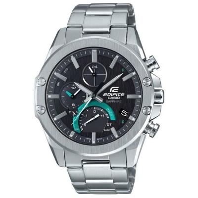 ジーショック メンズ 腕時計 アクセサリー G-Shock Men's Solar Connected Stainless Steel Bracelet Watch 45.6mm