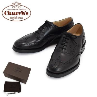 チャーチ メンズ EEC003-9WF-F0AAB Church's BURWOOD R ブラック シューズ 靴