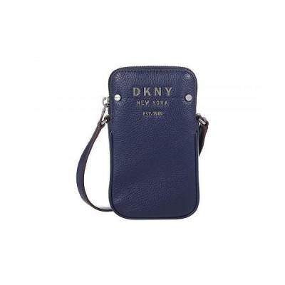 DKNY ダナキャランニューヨーク レディース 女性用 バッグ 鞄 バックパック リュック Erin North/South Phone Crossbody - Indigo
