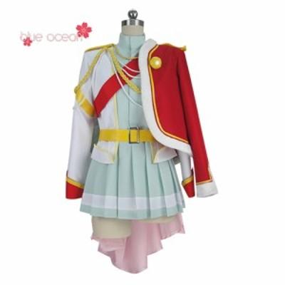 少女☆歌劇 レヴュースタァライト 大場 なな だいば なな ばなな バナナ  少女歌劇  風  コスプレ衣装  cosplay ハロウィン