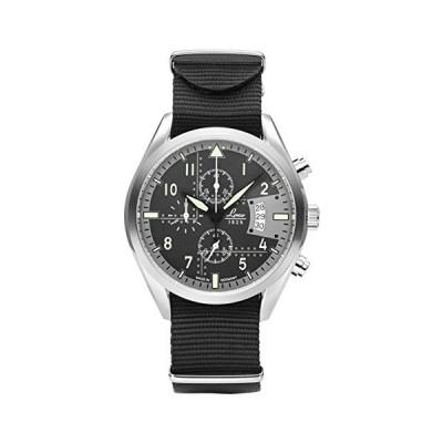 ラコ Laco 861917 Detroit Type C Dial Chronograph Watch 並行輸入品