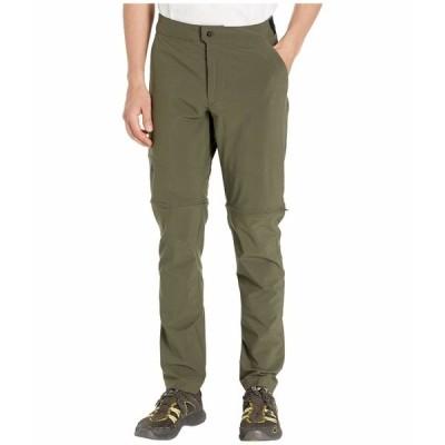 ノースフェイス カジュアルパンツ ボトムス メンズ Paramount Active Convertible Pants New Taupe Green