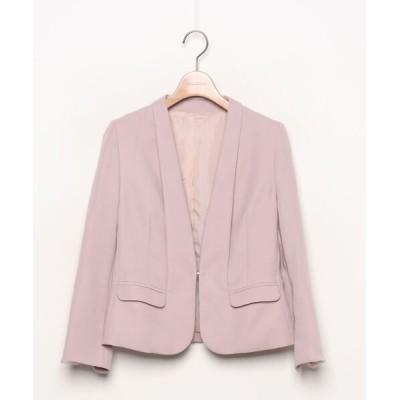 ZOZOUSED / 【Astoria Fleure】ノーカラージャケット WOMEN ジャケット/アウター > ノーカラージャケット