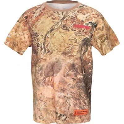 ヘロン プレストン HERON PRESTON メンズ Tシャツ トップス t-shirt Beige