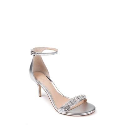 ジュウェルダグレイミシュカ サンダル シューズ レディース Randy Ornamented Sandals Silver