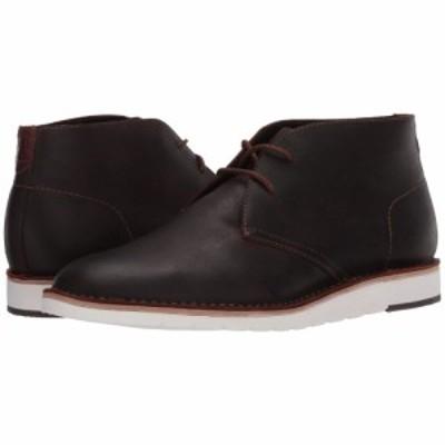 トラスク Trask メンズ ブーツ シューズ・靴 Bardon Brown English Calfskin
