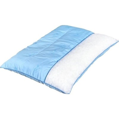 1個 3層型かためのハードパイプ枕 中材 約1kg 約35×50cm BL 【日本製】 【国内加工】 【パイプ】 【パイプ枕】 【高さ調整可能】