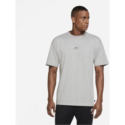 ナイキ Nike メンズ Tシャツ トップス Premium Essentials T-Shirt Dark Grey Heather