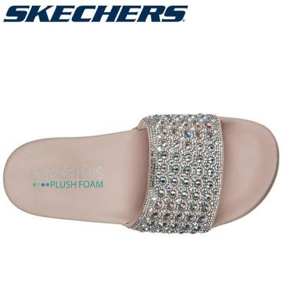 スケッチャーズ POP UPS FEMME GLAM 119054-BLSH レディースシューズ 20SS