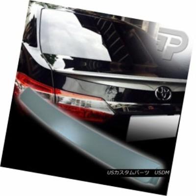 TOYOTA Corolla ALTIS REAR ROOF LIP SPOILER NEW 2014については未定ですか?