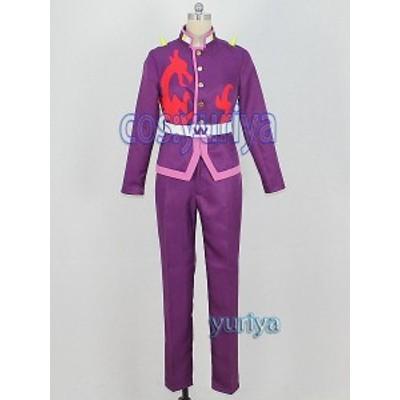 ベイブレードバースト 小紫ワキヤ (こむらさきわきや) コスプレ衣装