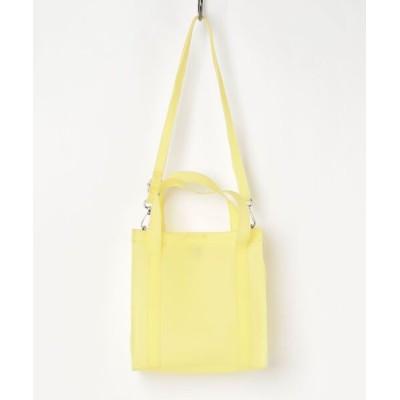 chumchum / minia / スモーキークリアのミニショルダー WOMEN バッグ > ショルダーバッグ
