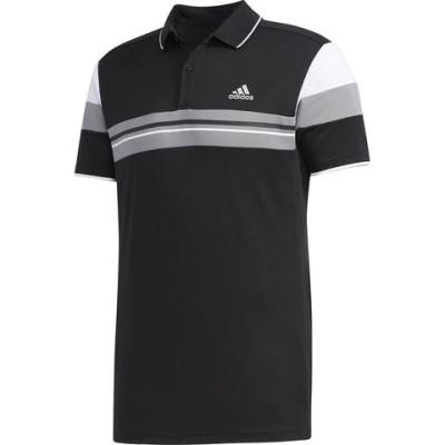 アディダス adidas テニスウェア メンズ CB Polo ポロシャツ GLF19 2020SS  BLK(FK1403) J-L