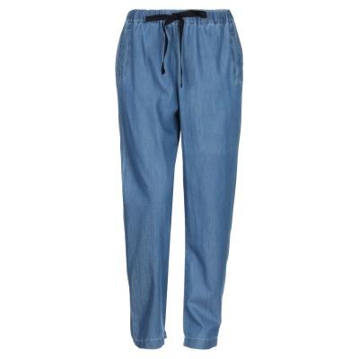 セミクチュール SEMICOUTURE ジーンズ ブルー 28 コットン 100% ジーンズ