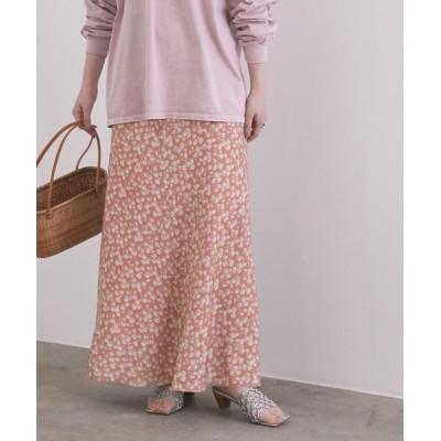 ROPE' / ビンテージライクフラワーマーメイドスカート WOMEN スカート > スカート