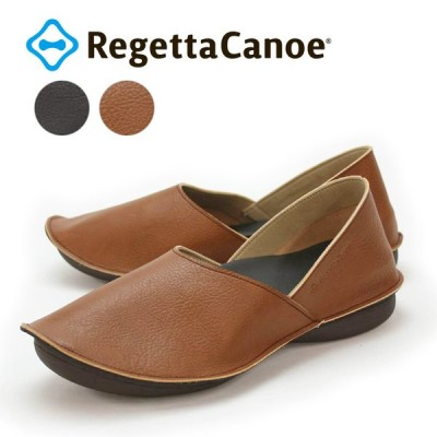 RegettaCanoe-リゲッタカヌー-CJBB-4600 バブーシュソール プレーンタイプ