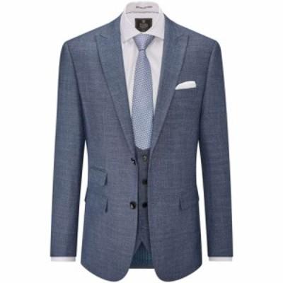 スコープス Skopes メンズ スーツ・ジャケット アウター Ortona Suit Jacket Blue