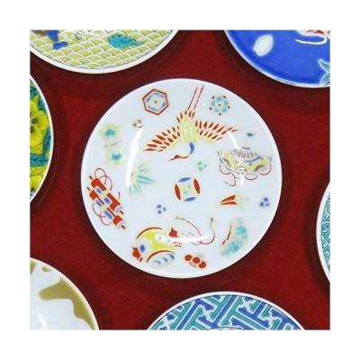 九谷焼 縁起 豆皿 宝尽くし 陶器 和食器 おしゃれ食器
