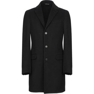 ブライアン デールズ BRIAN DALES メンズ コート アウター coat Black