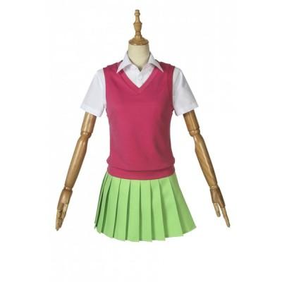 五等分の花嫁  ごとうぶんのはなよめ 中野五月 なかのいつき コスプレ衣装 コスチューム cosplay イベント
