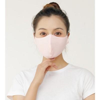 男女兼用マスク 3枚セット 夏用個包装 ひんやり 接触冷感 飛沫防止 洗えるマスク 繰り返し使える 通気  布 耳に優しい