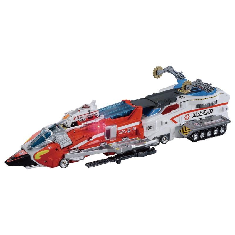 Tomica多美小汽車 緊急救援-超級合體組 玩具反斗城