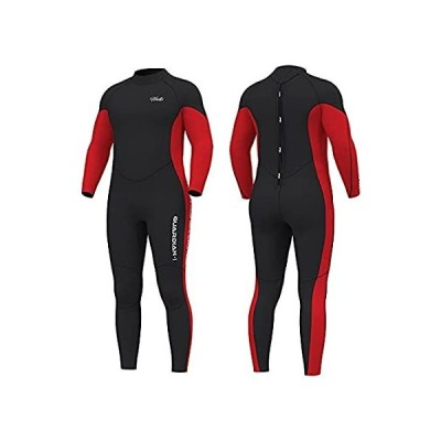 Hevto Wetsuits Men 3mm Neoprene Full Scuba Diving Suits Surfing Swimming Lo