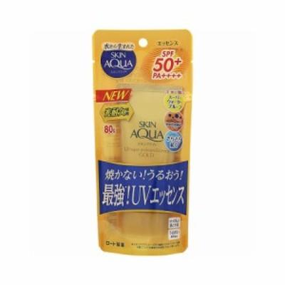 ロート製薬 スキンアクア スーパーモイスチャーエッセンスゴールド 80g【お取り寄せ】(4987241168224)