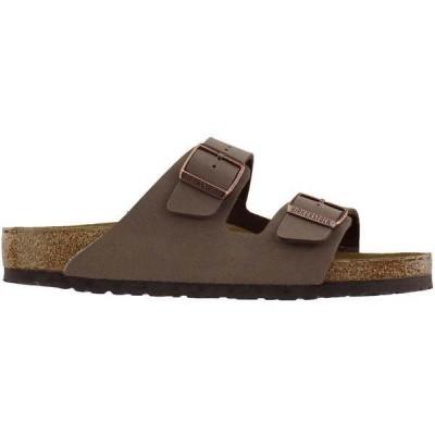 ビルケンシュトック メンズ サンダル シューズ Arizona Birkibuc Footbed Sandal