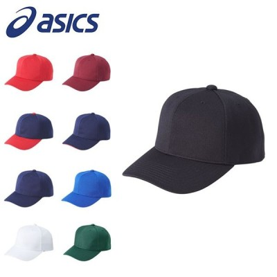 アシックス メンズ 野球 キャップ 帽子 ゲームキャップ 角丸型 ニット asics 3123A340
