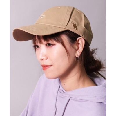 BAYBLO / 【moz】ブランド ロゴ マーク 刺繍 ベースボール キャップ(161-0040)(EL) WOMEN 帽子 > キャップ
