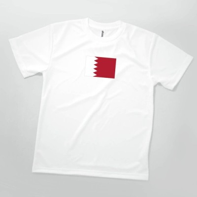 Tシャツ バーレーン王国 国旗