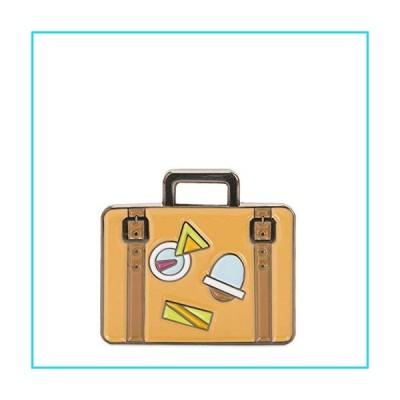 Kipling Suitcase Pin, Mix Col SS20【並行輸入品】