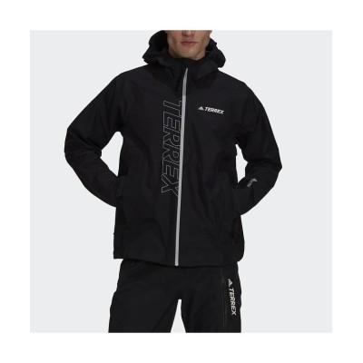 【アディダス】 Gtx Paclite ジャケット メンズ ブラック L adidas