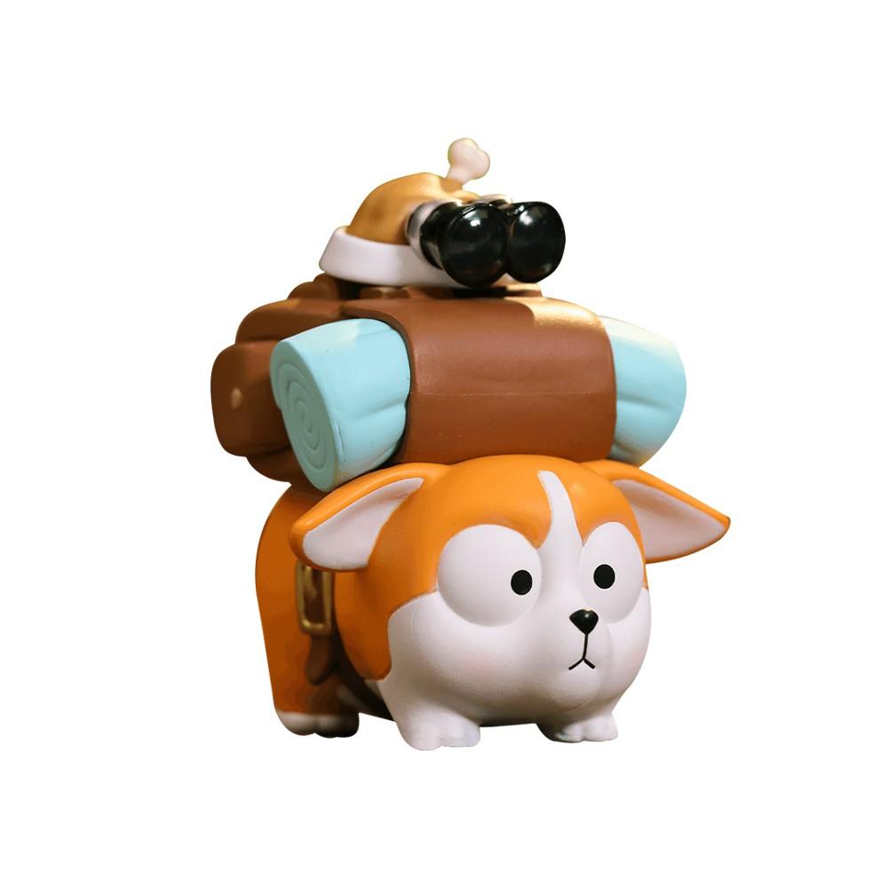 COOGI柯基小島探險系列公仔盒玩(單入隨機款)