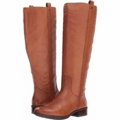 サム エデルマン Sam Edelman レディース ブーツ シューズ・靴 Prina Wide Calf Leather Tall Boot Whiskey Neymar Leather