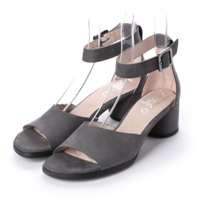 エコー ECCO SHAPE BLOCK SANDAL 45 Shoe (URBAN GREY)