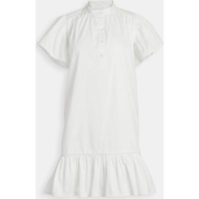 レベッカ ミンコフ Rebecca Minkoff レディース ワンピース ワンピース・ドレス Natalia Dress White