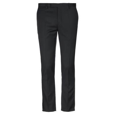 ブライアン デールズ BRIAN DALES パンツ ブラック 48 ポリエステル 58% / ウール 24% / レーヨン 16% / ポリウレタ