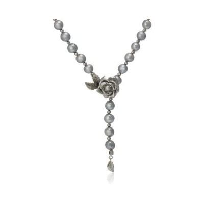 [オモテサンドウレカン] 真珠・パール シルバー 925 ネックレス 405270072