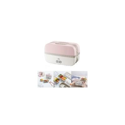 Bear 270W0.5Lポータブル電気ランチ弁当箱断熱食品暖房ウォーマーカーサーモスライスコンテナクッカー