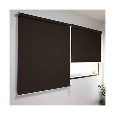 Satori 遮光1級 ロールスクリーン 遮光率99.99% 遮熱 UVカット 既成品サイズ 4サイズ 4カラー ハイサッシ対応 Satori 幅13