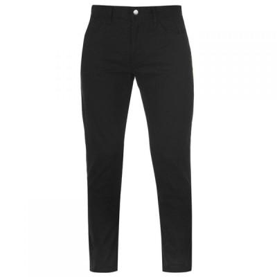 アルマーニ Armani Exchange メンズ ジーンズ・デニム ボトムス・パンツ Armani J16 Tapered Jeans Clean Blk